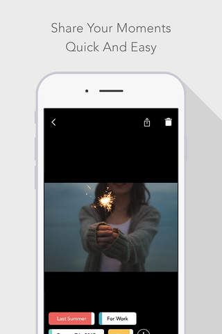 PrimeMoment - Photo Management, Tags, Memory - náhled