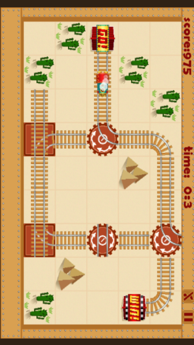 Train Tycoon - The Best Train Driver screenshot 2