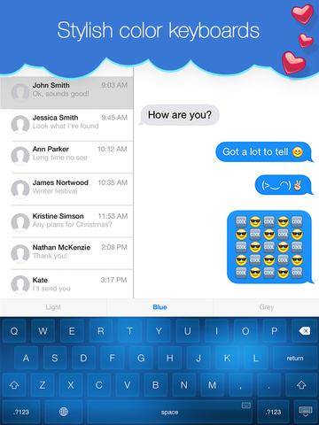 Emoji Keyboard for Me - Keyboard Themes & Emojis screenshot 7