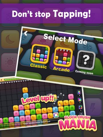 Block Crush Mania screenshot #2