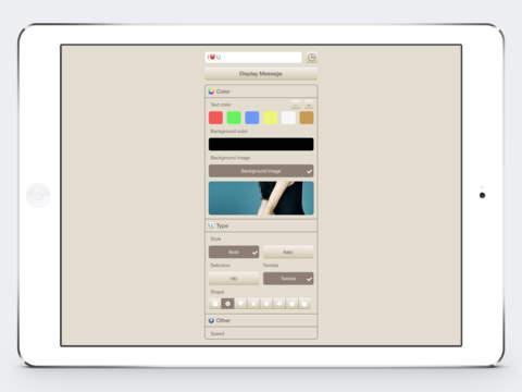 iLED Pro - Ultimate LED Banner App screenshot 6