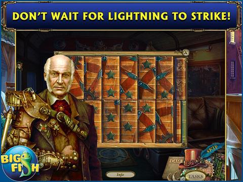 PuppetShow: Lightning Strikes HD - A Supernatural Hidden Object Mystery screenshot 3