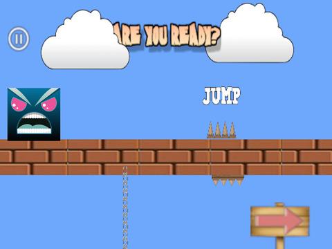 Angry Square screenshot 3