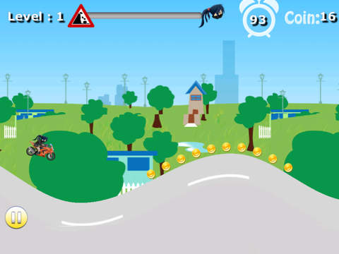 Crazy Racing Bike Rider - Awesome motorbike speed race screenshot 6