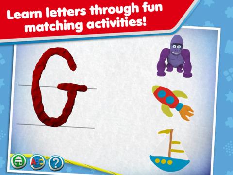PLAY-DOH Create ABCs screenshot #5