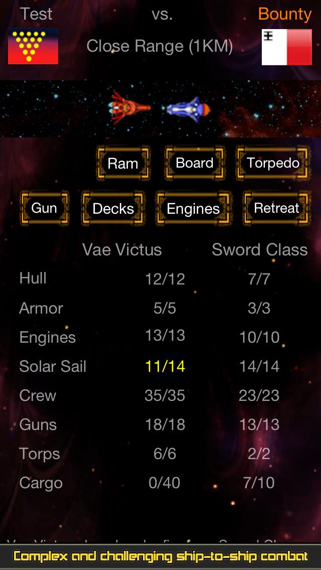 Star Traders RPG screenshot #5