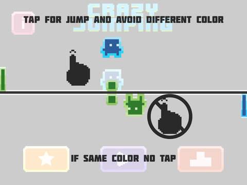Crazy Jumping screenshot #2