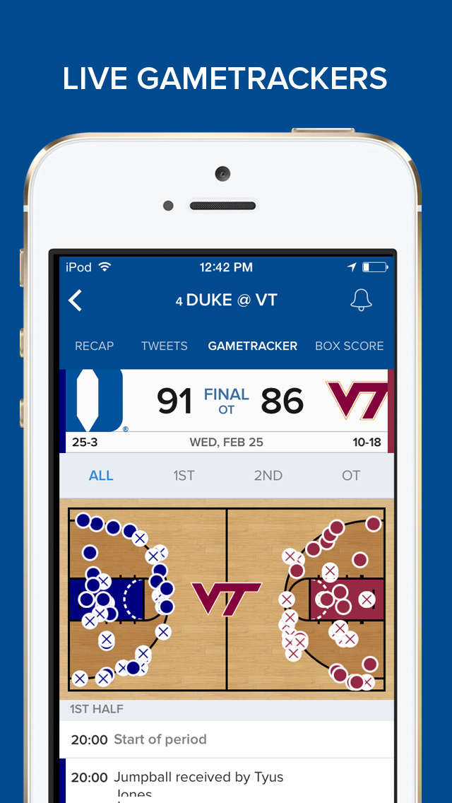 CBS Sports App Scores & News screenshot 3