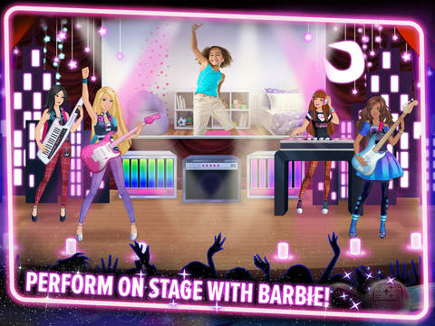 Barbie Superstar! - Music Video Maker screenshot 7