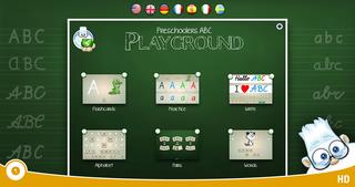 Preschoolers ABC Playground screenshot 1