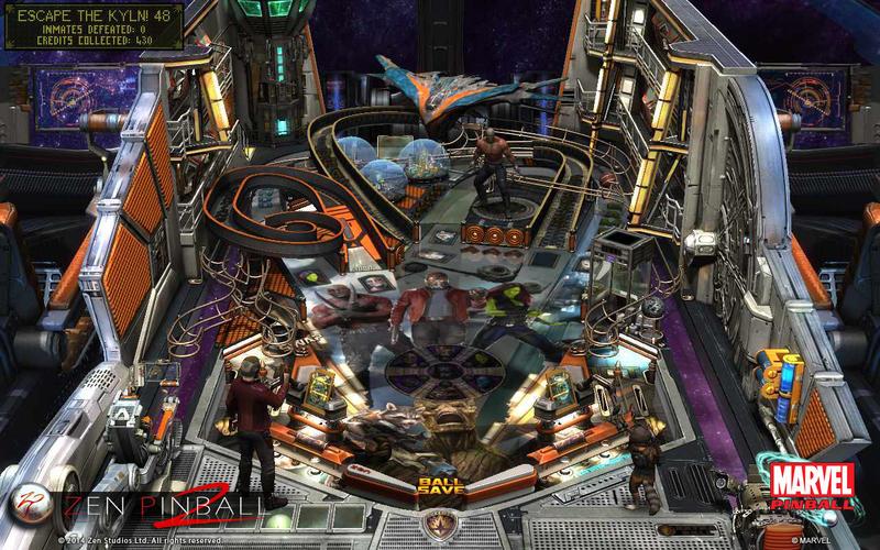 Zen Pinball 2 screenshot 5