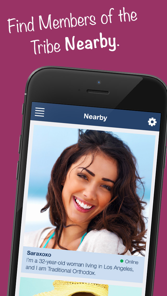 JDate - Jewish Singles Dating App! screenshot #1