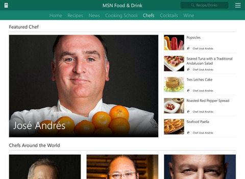 MSN Food & Drink screenshot 10