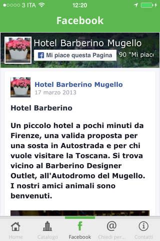 Hotel Barberino - náhled