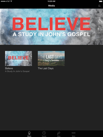 Mission Bible Church screenshot 4