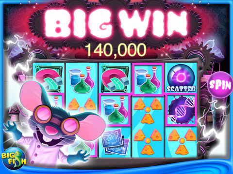 Big Fish Casino: Big Win Slots screenshot 7