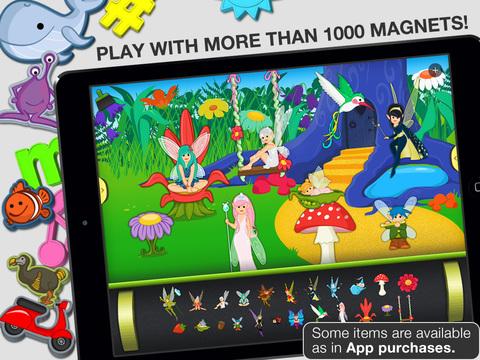 ABC - Magnetic Alphabet HD for Kids screenshot 2