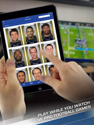 Topps NFL HUDDLE: Card Trader screenshot 8