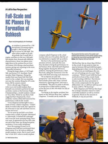 World Airshow News Magazine screenshot 7