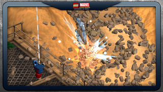 LEGO® Marvel Super Heroes screenshot #2