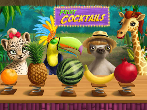 Baby Jungle Animal Hair Salon - No Ads screenshot 10