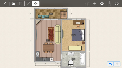 Best House Design App For IPhone Or IPad - Room design app