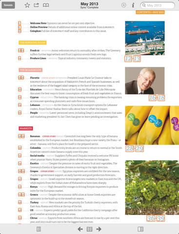 Eurofruit Magazine screenshot #2