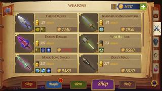 Crystal Siege screenshot #3