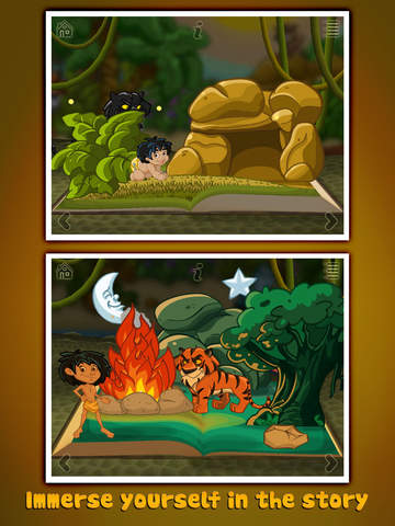 StoryToys Jungle Book screenshot 10