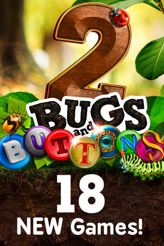 Bugs and Buttons 2 - náhled
