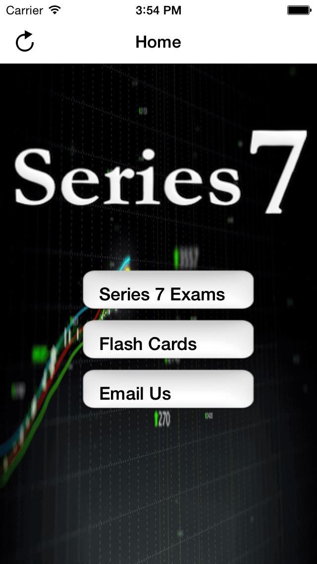 Series 7 Exam Buddy 2019 screenshot 1