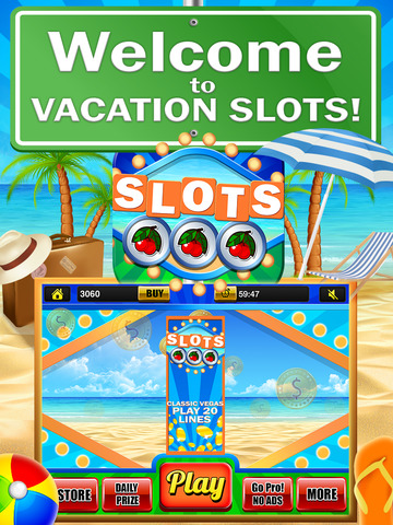 Ace Classic Vacation Slots Casino - Hawaii, Hollywood & Vegas Slot Machine Games Free screenshot 6