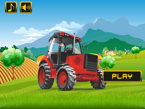 Tractor Farm Run screenshot 4