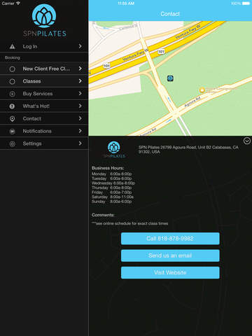 SPN Pilates screenshot #4