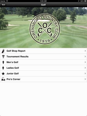 Owensboro Country Club screenshot 6