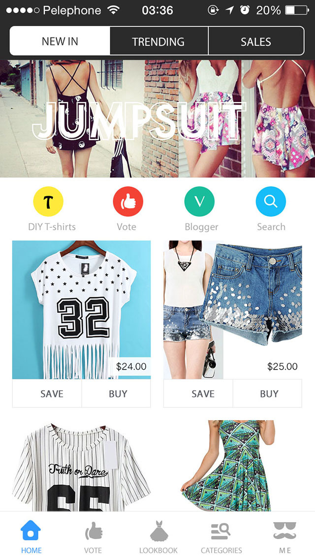 SHEIN-Fashion Shopping Online screenshot 1