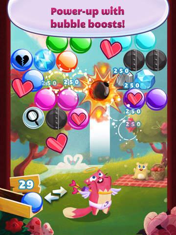 Bubble Mania Valentine's Day screenshot 7