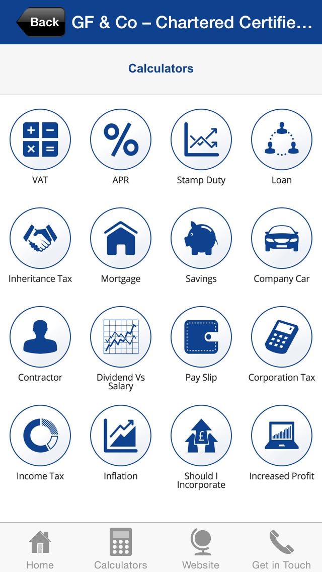 GF & Co Certified Accountants screenshot #3