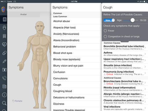 iTriage - Health, Doctor, and Symptoms search screenshot 7