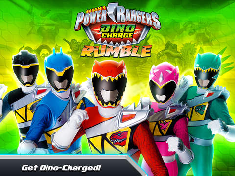 Power Rangers Dino Charge screenshot 6