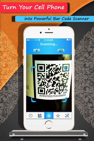 QR Scanner - Scan, Decode, Create, Generate Barcod - náhled