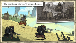 Valiant Hearts: The Great War screenshot 2