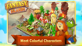 Fantasy Islands screenshot 2