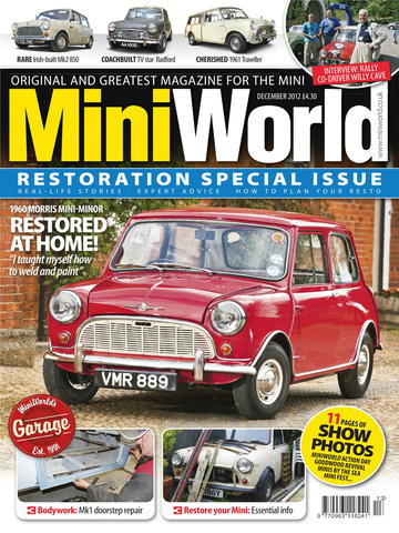 Mini World Magazine screenshot 8