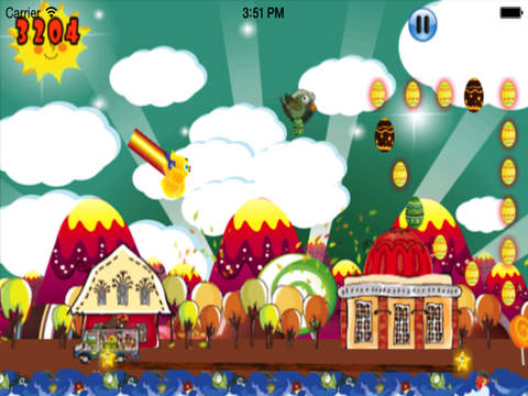 Advance Chicken Jump : Legends Of Leak Super Bird screenshot 6