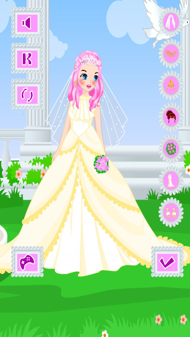 公主的新娘梦 screenshot 3
