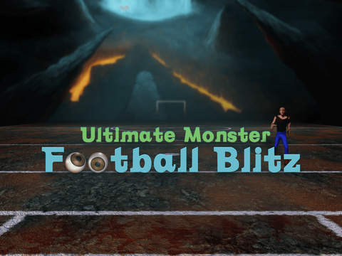 Ultimate Monster Football Blitz - best soccer sport game screenshot 6
