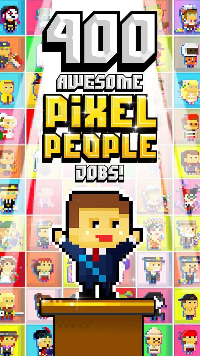 Pixel People screenshot 1