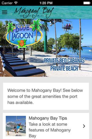 Mahogany Bay - náhled
