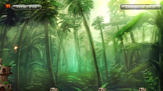 Spider Monkey Rope Aventure Pro screenshot 3